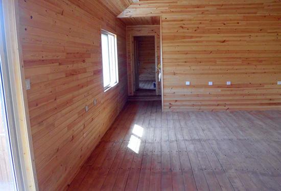 木屋内部2